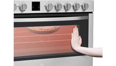 gas cooker safe touch 03 - الاستفادة من الطباخ