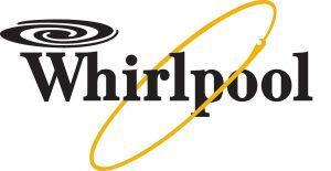 whirlpool logo 300x155 - أفضل 10 ماركات للأجهزة الكهربائية