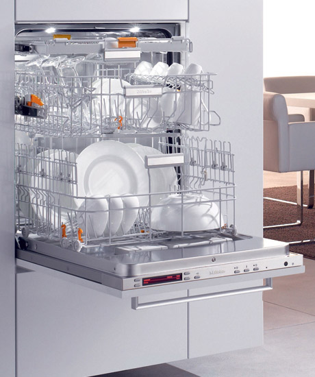 cool and cool dishwasher - غسالة الصحون - طريقة الاستخدام